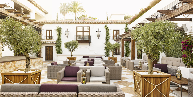 Hotel Puente Romano-Patio Andaluz<br/>Image from Leonardo