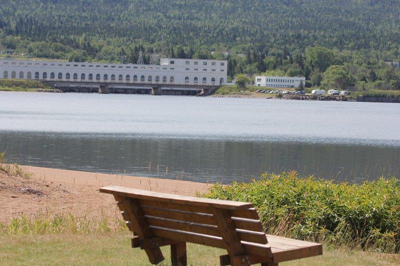 Holiday Inn Express Deer Lake-Overlooking Dee Lake Credit to Roxanne Ryland Town of Deer Lake<br/>Image from Leonardo