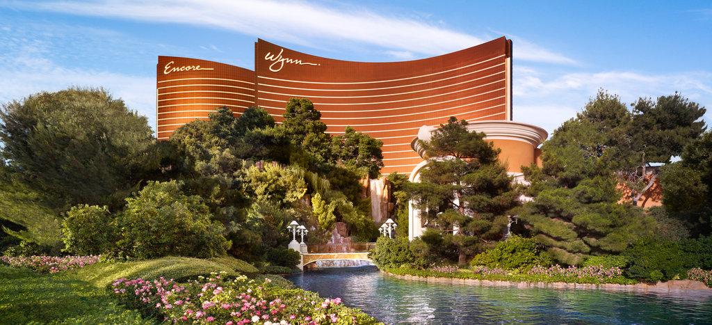Wynn Las Vegas - Wynn Las Vegas and Encore Daytime Exterior <br/>Image from Leonardo