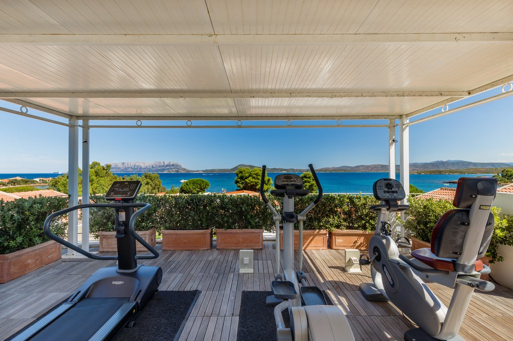 The Pelican Beach Resort & Spa - Adults Only-Fitnessterrace<br/>Image from Leonardo