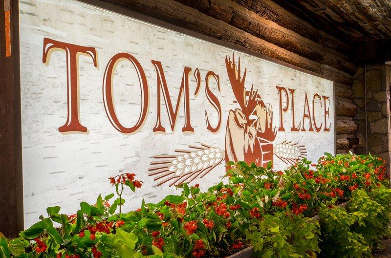 Best Western Fireside Inn-Toms. Front Sign. Flowers Of<br/>Image from Leonardo