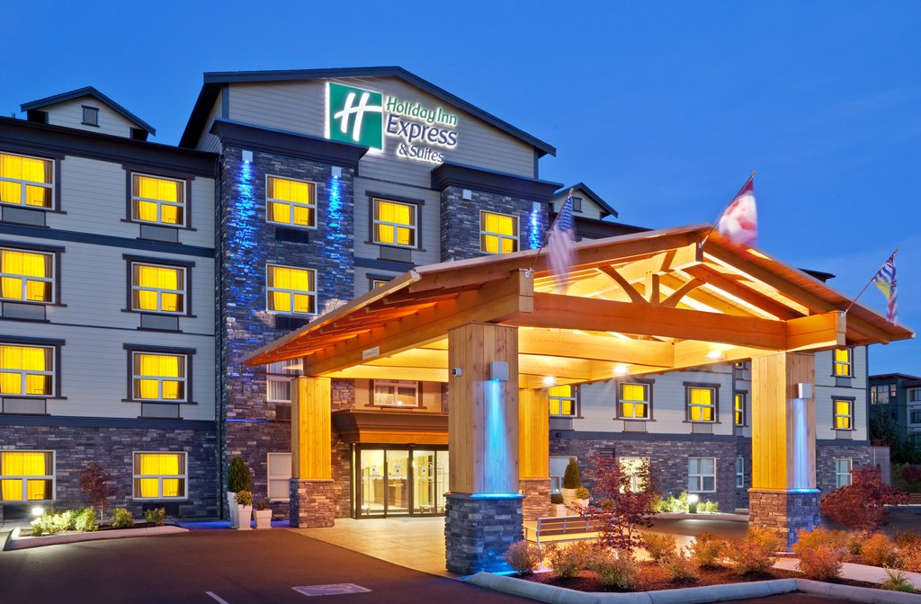 Holiday Inn Express & Suites Courtenay Comox Valley SW-Holiday Inn Express Courtenay Comox Valley<br/>Image from Leonardo