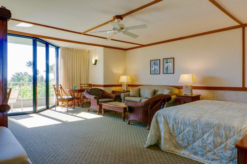 Kaanapali Beach Hotel  - KJSJr Courtyard Suite <br/>Image from Leonardo