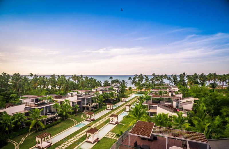 Sublime Samana Hotel & Residences-Overview Canal Pools Area<br/>Image from Leonardo