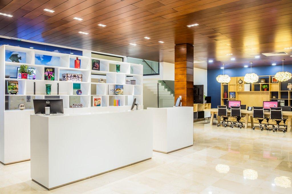 Fiesta Inn Playa Del Carmen - lobby <br/>Image from Leonardo