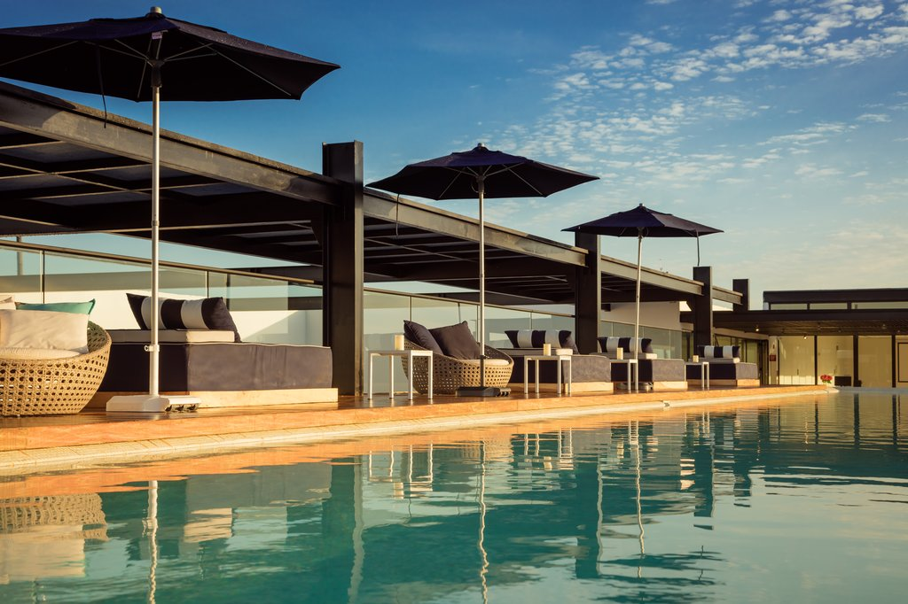 Fiesta Inn Playa Del Carmen - Pool <br/>Image from Leonardo