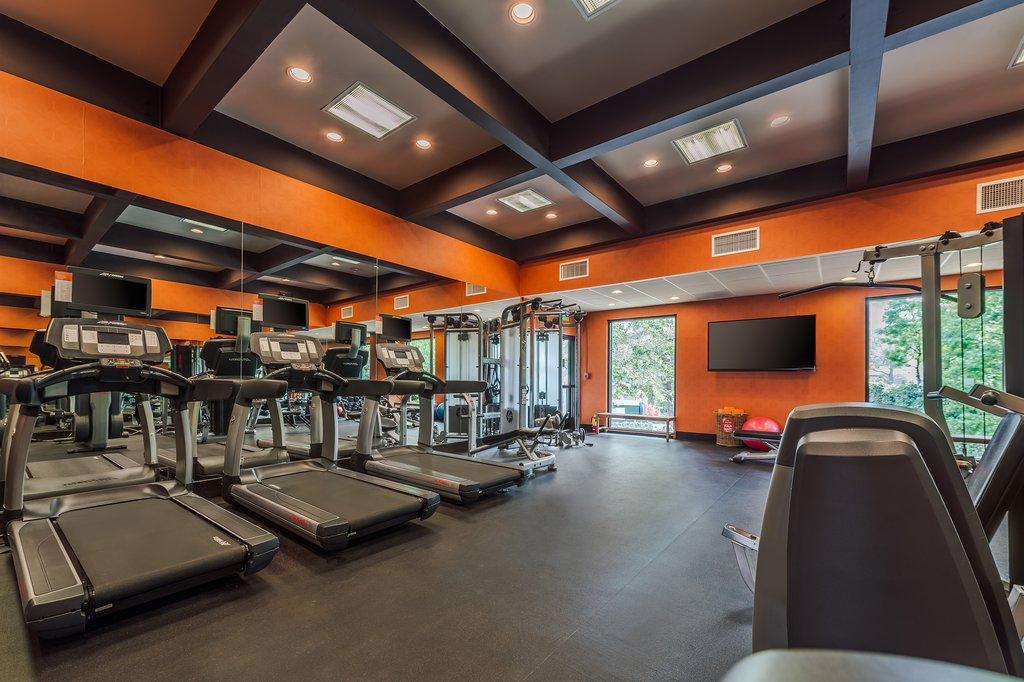 The Garland (Beverly Garland) - Fitness Center <br/>Image from Leonardo