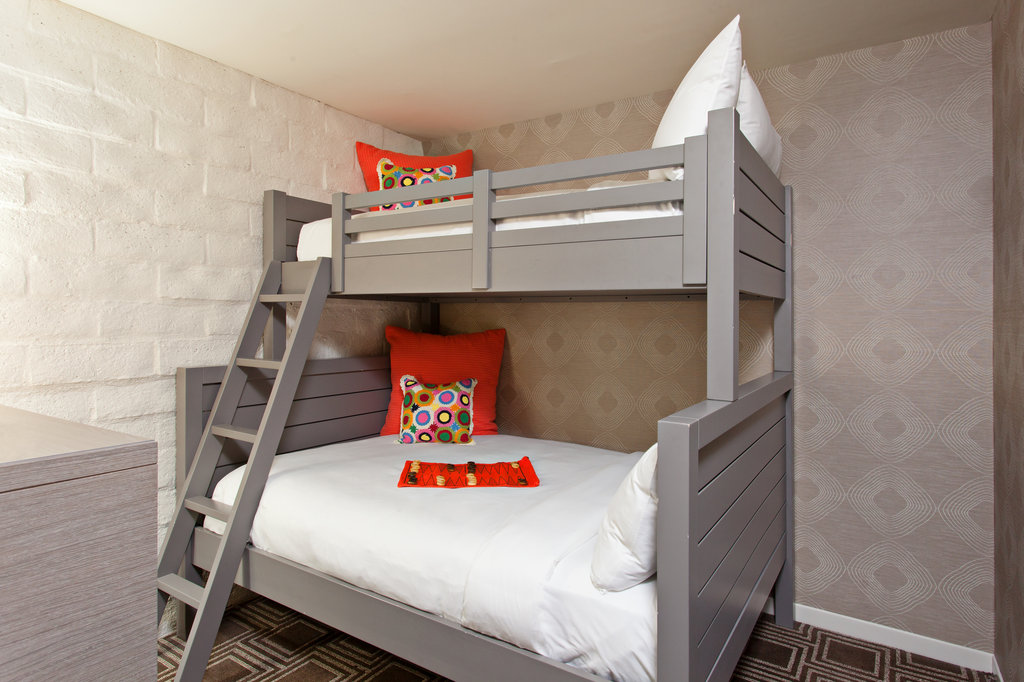 The Garland (Beverly Garland) - Family Suite Bunk Beds <br/>Image from Leonardo