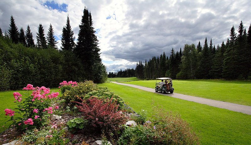 Holiday Inn Express Deer Lake-Humber River Golf Club Credit to NL Tourism<br/>Image from Leonardo