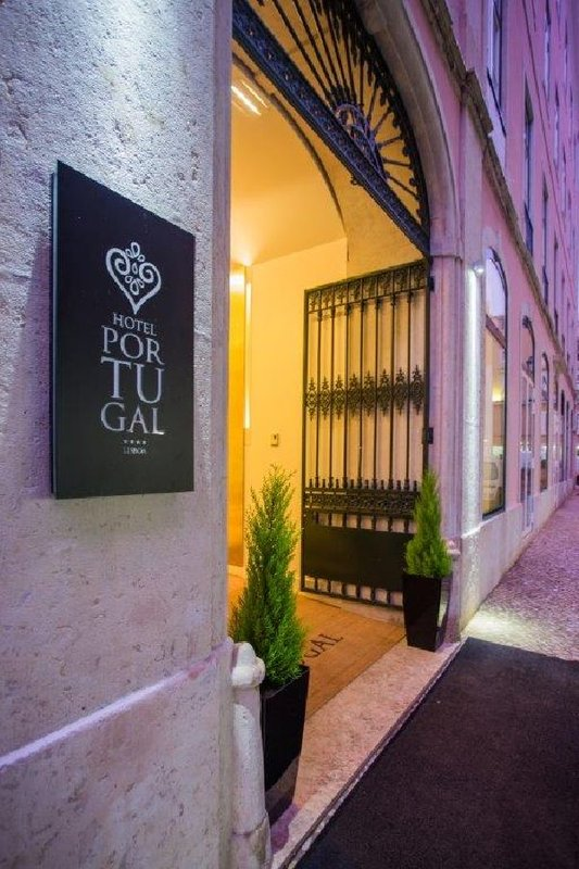 Portugal Hotel - 003527 Exterior <br/>Image from Leonardo