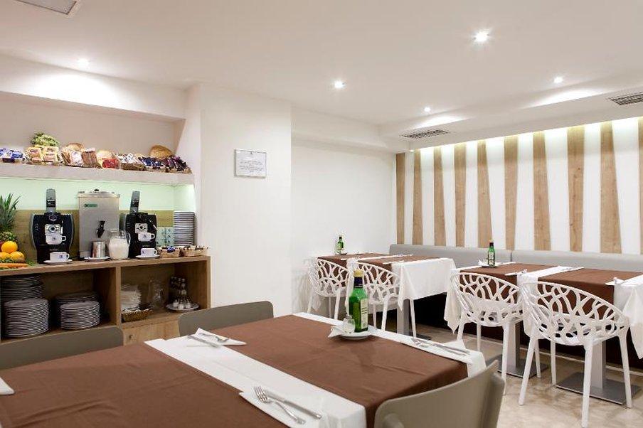 Espahotel Plaza de Espana-500386 Restaurant<br/>Image from Leonardo