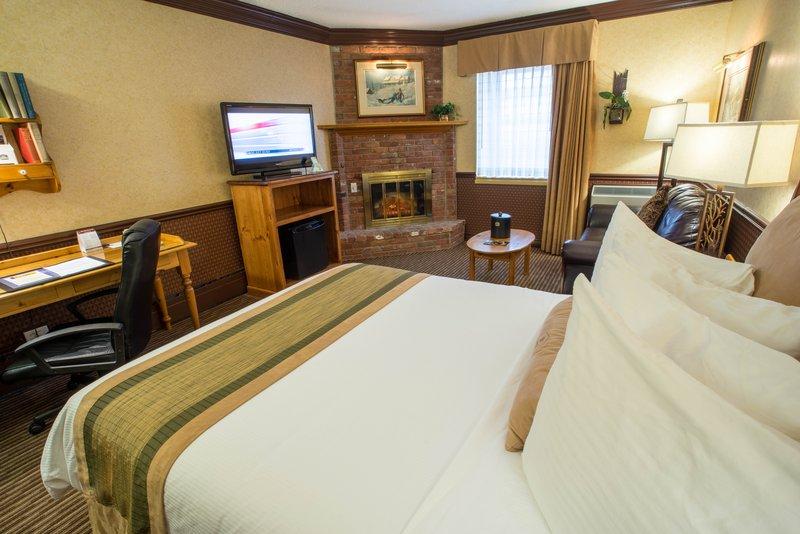 Best Western Fireside Inn-Regular Queen Bed<br/>Image from Leonardo