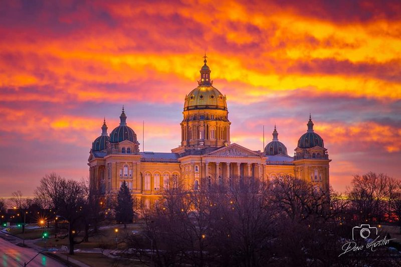 Holiday Inn Des Moines Downtown - Mercy Area-Iowa Capitol<br/>Image from Leonardo