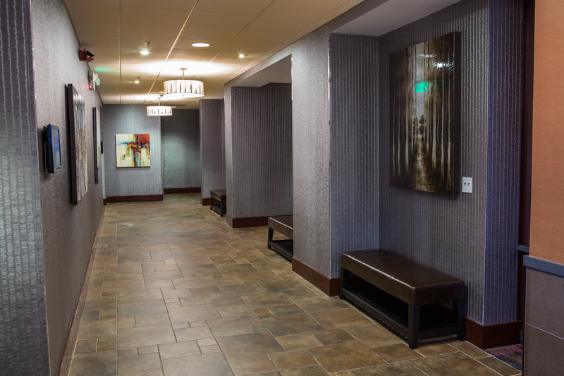 Holiday Inn Des Moines Downtown - Mercy Area-Lobby Hallway<br/>Image from Leonardo