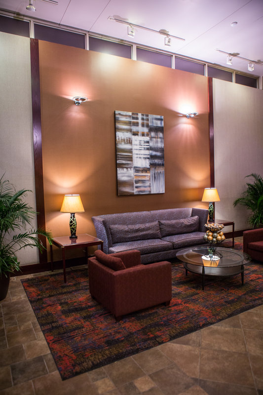 Holiday Inn Des Moines Downtown - Mercy Area-Lobby<br/>Image from Leonardo