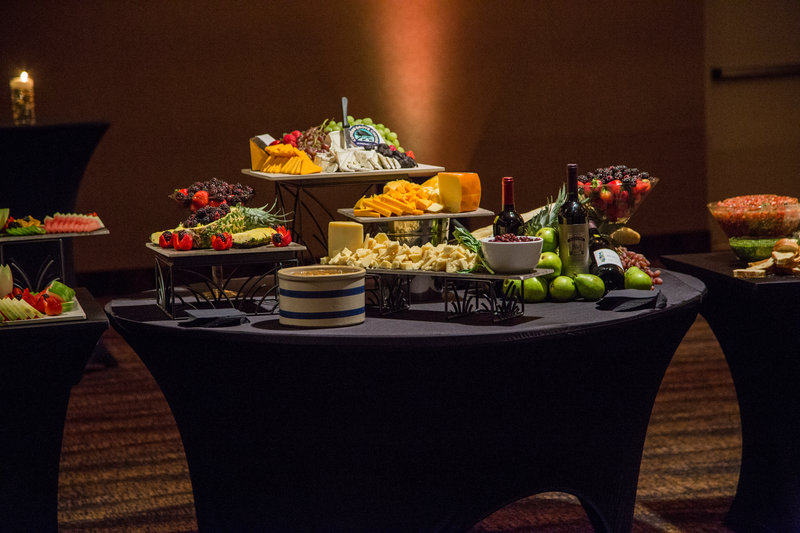 Holiday Inn Des Moines Downtown - Mercy Area-Banquet Food and Decor<br/>Image from Leonardo