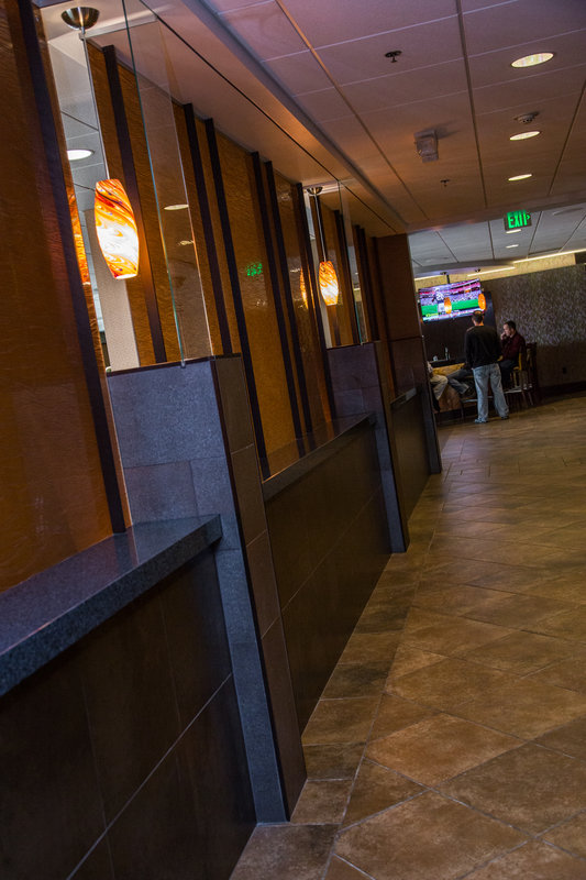 Holiday Inn Des Moines Downtown - Mercy Area-Elevator Hallway<br/>Image from Leonardo