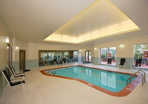 Holiday Inn Express Leland - Wilmington Area-Pool -OpenTravel Alliance - Pool View-<br/>Image from Leonardo