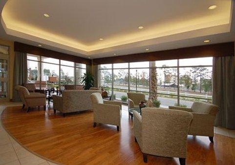 Holiday Inn Express Leland - Wilmington Area-Lobby -OpenTravel Alliance - Lobby View-<br/>Image from Leonardo