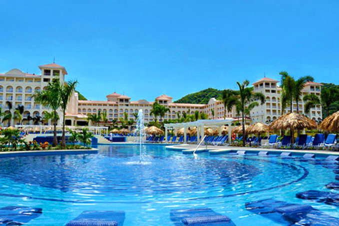 Riu Guanacaste - Pool Shot <br/>Image from Leonardo