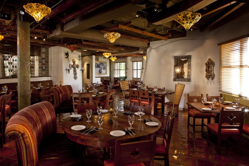 Boulders Resort & Spa, Curio Collection by Hilton-Spotted Donkey Restaurant<br/>Image from Leonardo