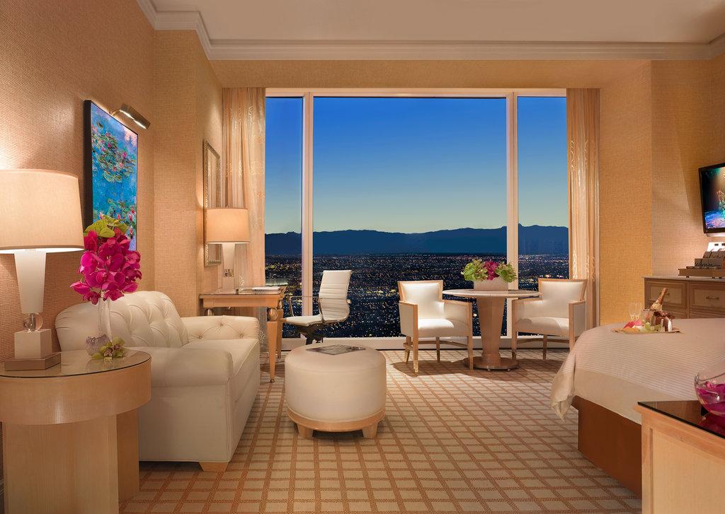Wynn Las Vegas - Wynn - Deluxe Resort King <br/>Image from Leonardo