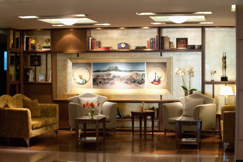 Electra Hotel - Hotel Lobby <br/>Image from Leonardo