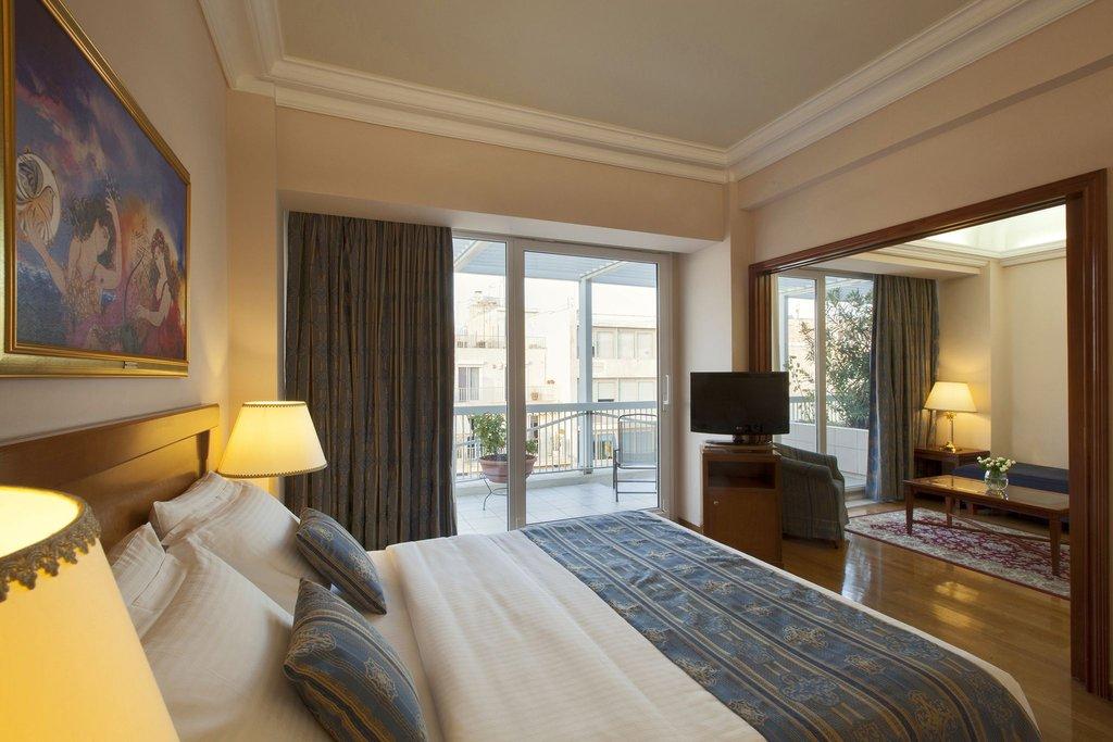 Electra Hotel - Junior Suite <br/>Image from Leonardo