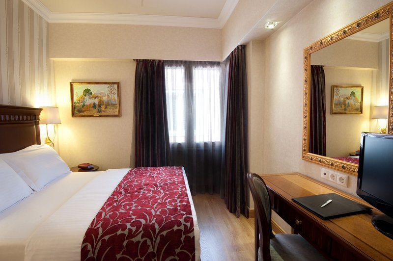 Electra Hotel - Classic Single Room <br/>Image from Leonardo