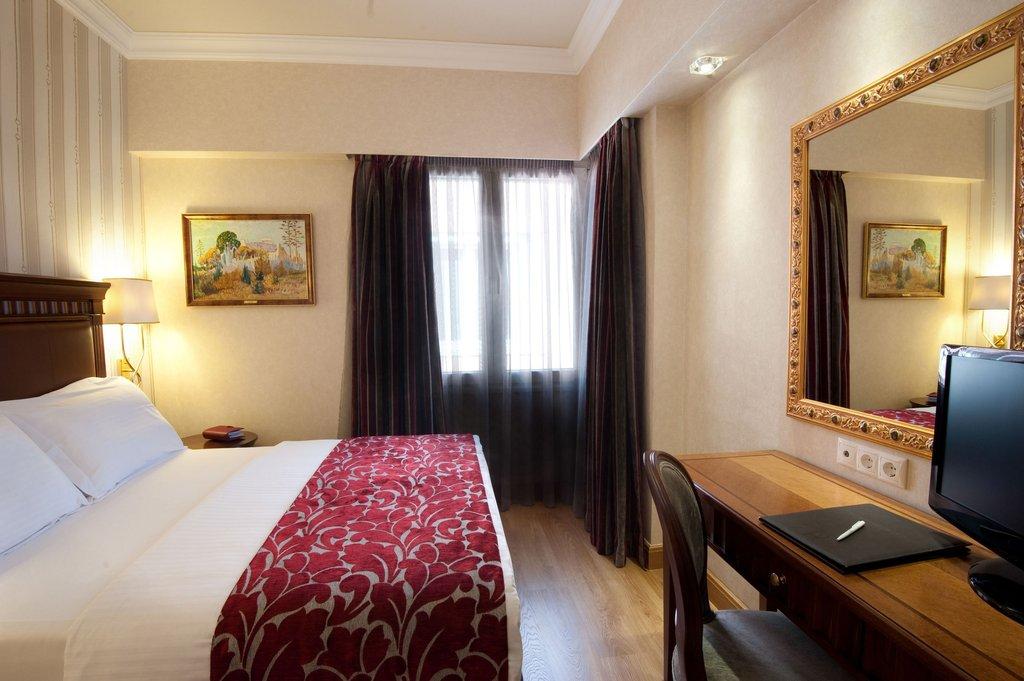 Electra Hotel - Classic Single Room <br/>Image from Leonardo