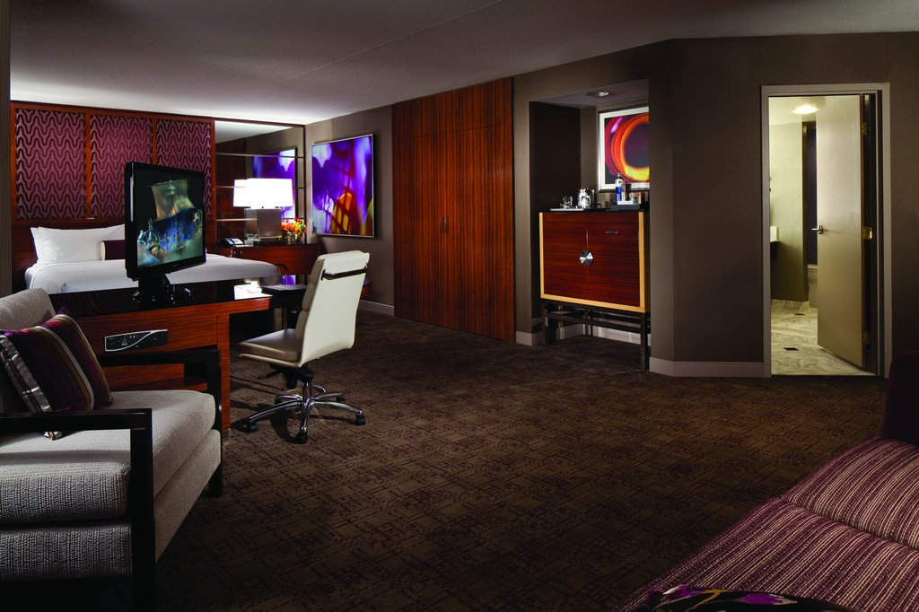 MGM Grand Hotel & Casino - Tower Spa Suite <br/>Image from Leonardo