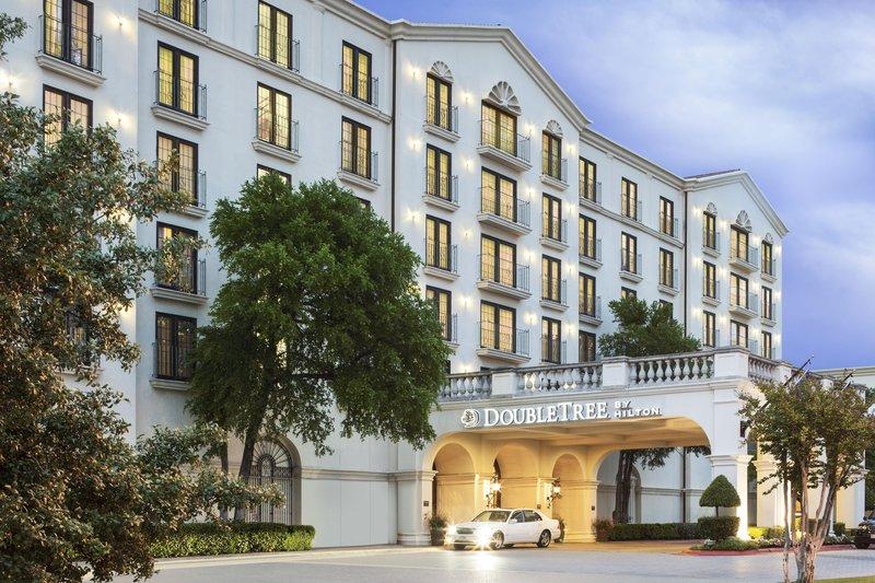 DoubleTree by Hilton Austin-Hotel Exterior<br/>Image from Leonardo