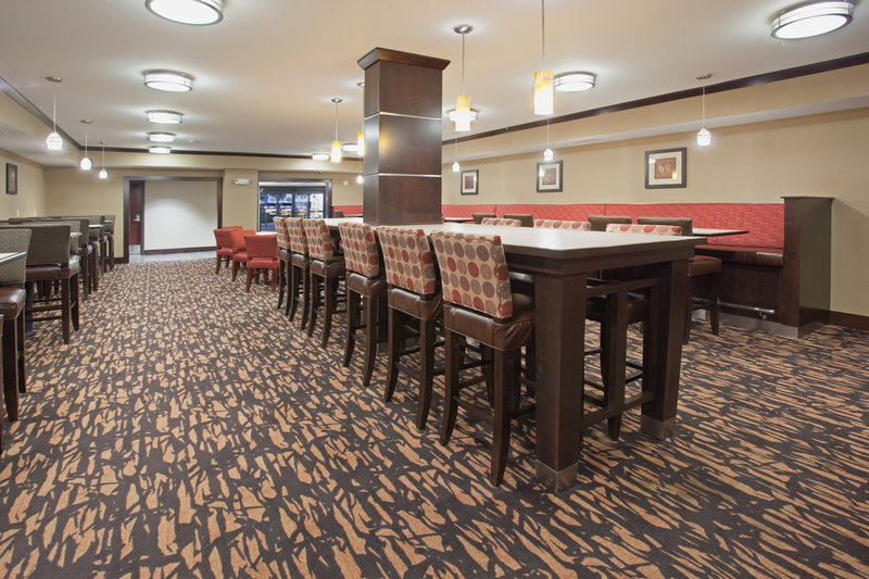 Holiday Inn Express & Suites Moab-Breakfast Seating Area<br/>Image from Leonardo