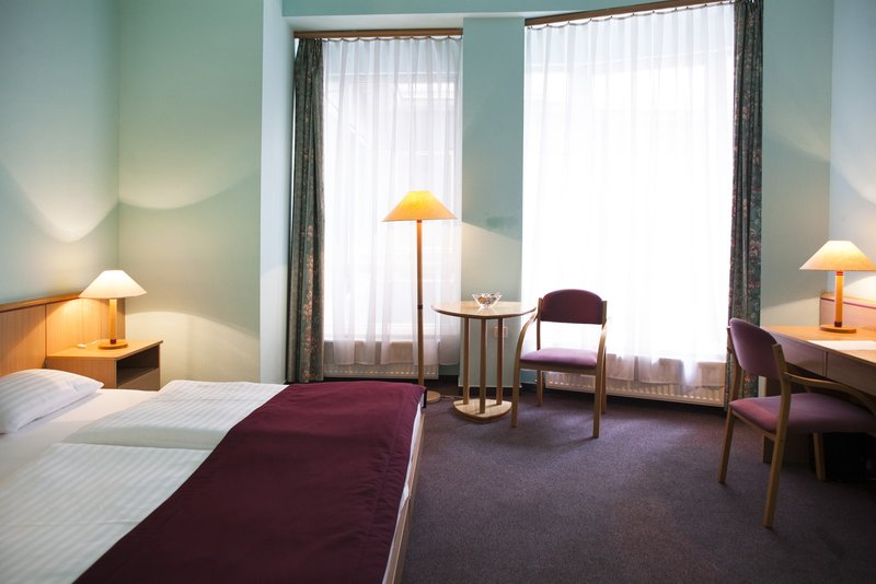 City Hotel Pilvax-Standard double room<br/>Image from Leonardo