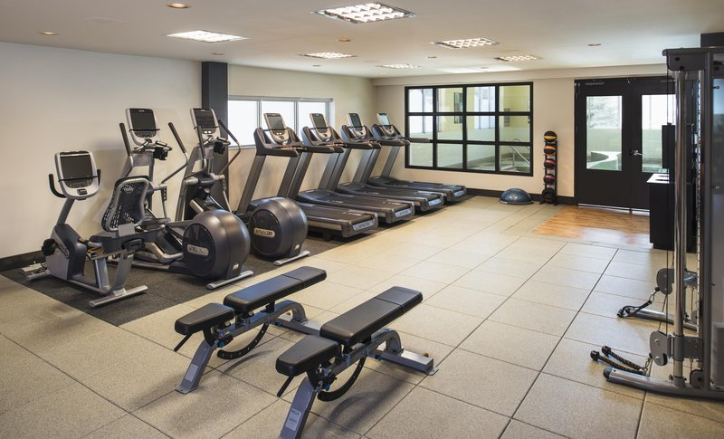 Hilton Winnipeg Airport Suites-Fitness Center<br/>Image from Leonardo