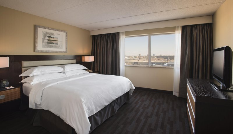 Hilton Winnipeg Airport Suites-King Suite<br/>Image from Leonardo