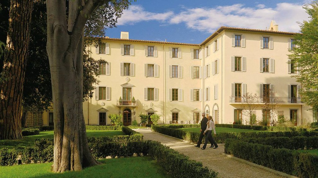 Four Seasons Firenze Hotel-Conventino Exterior<br/>Image from Leonardo