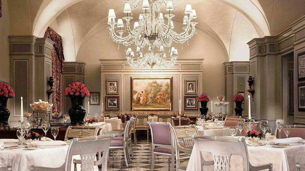 Four Seasons Firenze Hotel-Il Palagio Restaurant<br/>Image from Leonardo