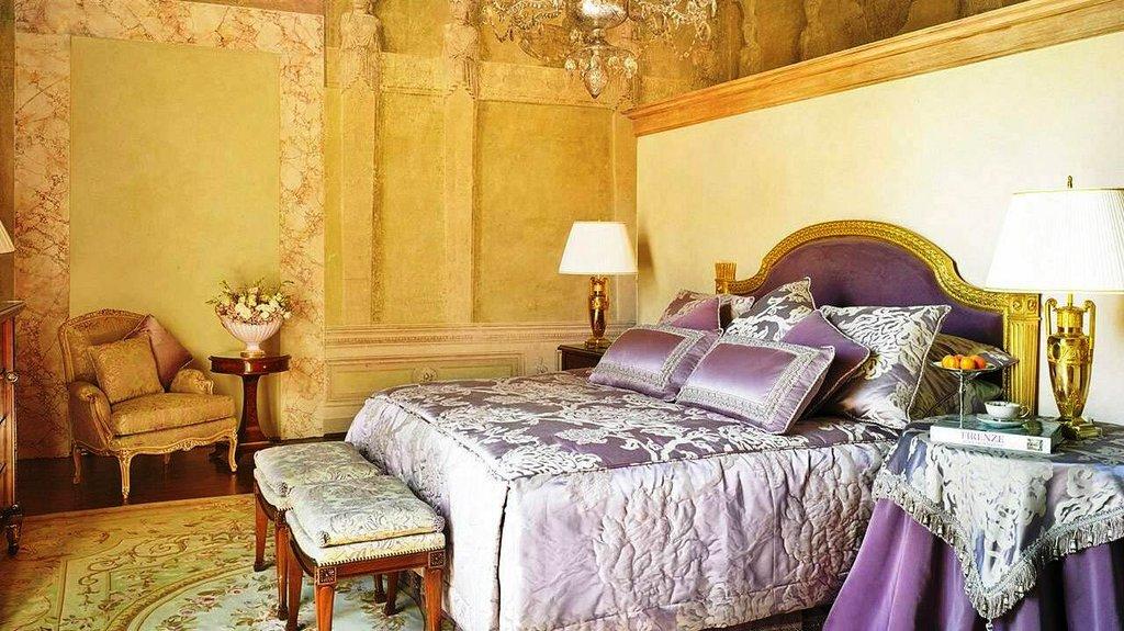 Four Seasons Firenze Hotel-Noble Suite<br/>Image from Leonardo