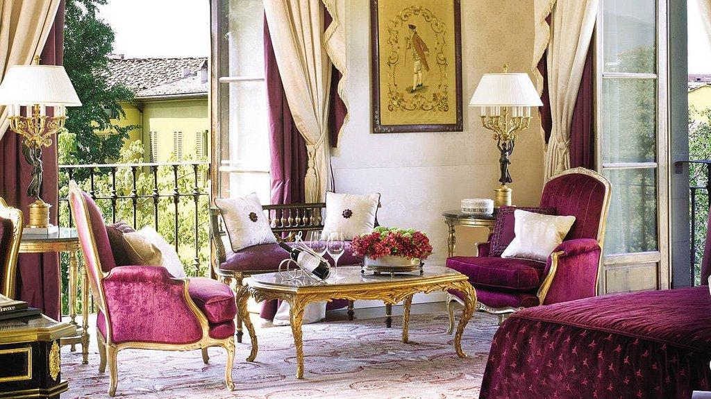 Four Seasons Firenze Hotel-Presidential Suite De'Medici<br/>Image from Leonardo