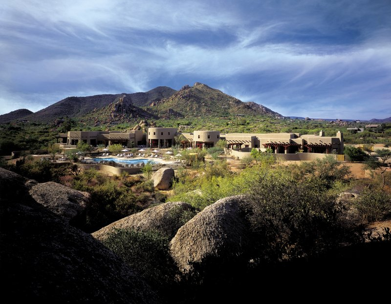 Boulders Resort & Spa, Curio Collection by Hilton-Spa at the Boulders Resort<br/>Image from Leonardo