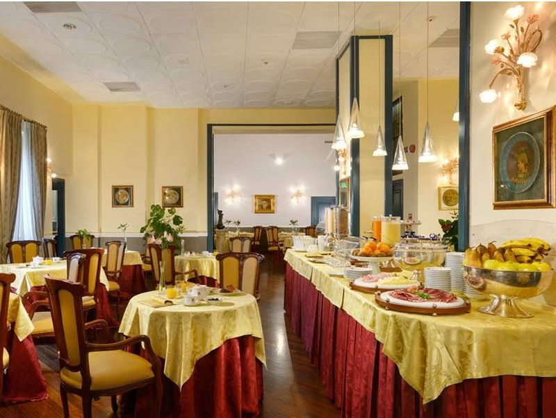 Berchielli Hotel-Breakfast<br/>Image from Leonardo