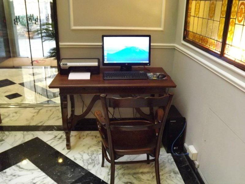 Berchielli Hotel-Internet Point<br/>Image from Leonardo