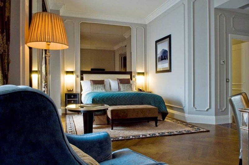 Intercontinental Porto - Palacio das Cardosas-Single Bed Guest Room<br/>Image from Leonardo