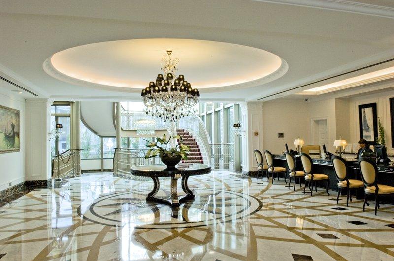 Intercontinental Porto - Palacio das Cardosas-Hotel Lobby<br/>Image from Leonardo