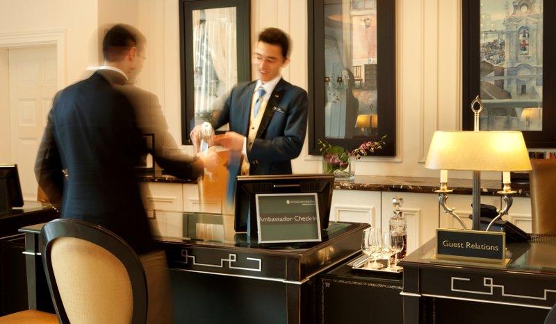 Intercontinental Porto - Palacio das Cardosas-Reception<br/>Image from Leonardo
