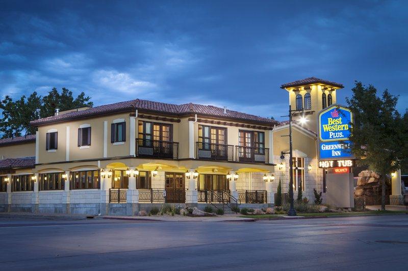 Best Western Plus Greenwell Inn-Exterior<br/>Image from Leonardo