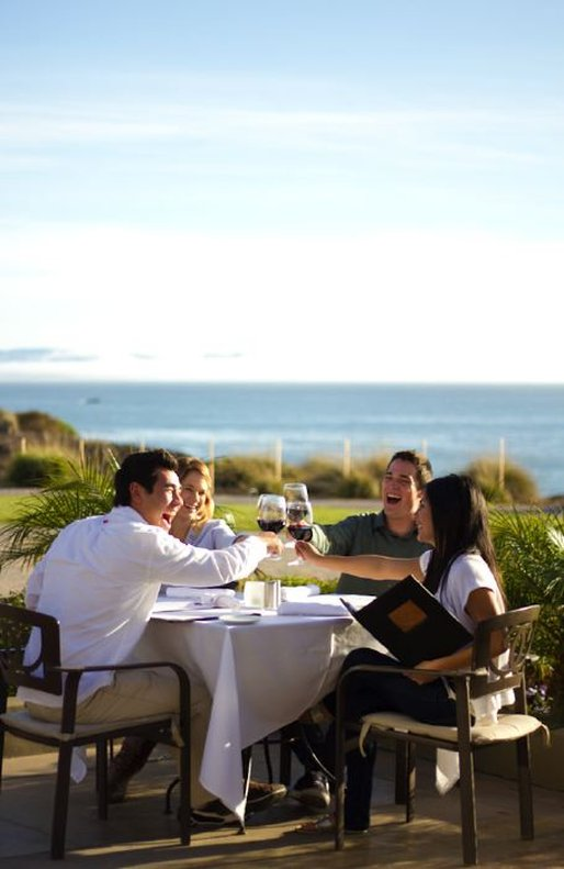 Dolphin Bay Resort and Spa-Oceanside Dining<br/>Image from Leonardo