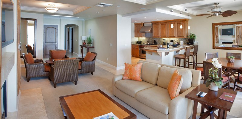 Dolphin Bay Resort and Spa-Spacious Living Room<br/>Image from Leonardo