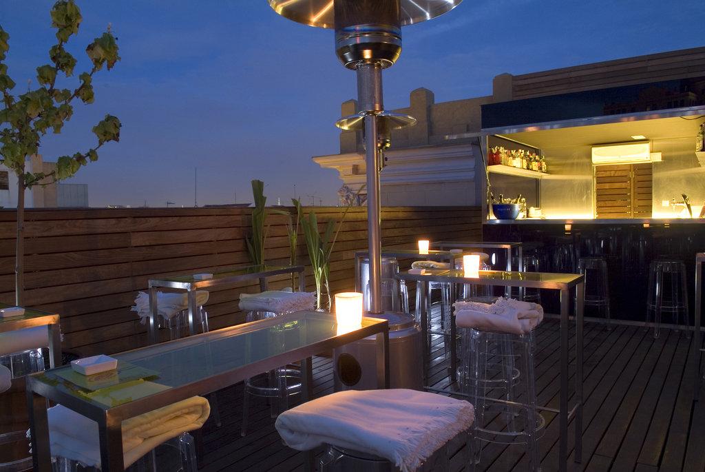 Iberostar Las Letras Gran Via - Rooftop Terrace <br/>Image from Leonardo